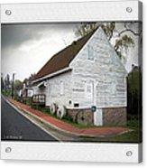 Wye Mill - Street View Acrylic Print