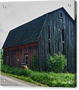 Wyoming County 5673c Acrylic Print