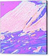 Wyoming Mountains 4-2 Acrylic Print
