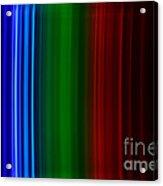 Xenon Spectra Acrylic Print