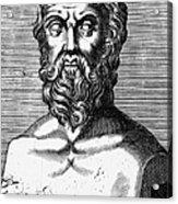 Xenophon (434?-?355 B.c.) Acrylic Print