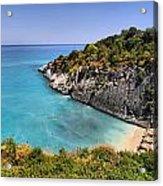 Xigia Beach Acrylic Print