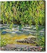 Yakima River Acrylic Print