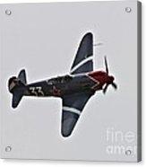 Yakovlek Yak 18 Acrylic Print