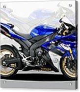 Yamaha R1 Acrylic Print