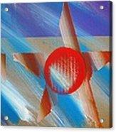 Yamaha Star Acrylic Print