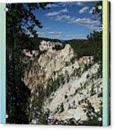 Yellowstone Np 007 Acrylic Print