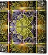Yggdrasil Flower Acrylic Print