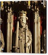 York Minster's Choir Screen Acrylic Print