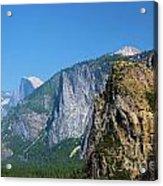 Yosemite Valley Acrylic Print