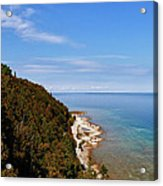 You Can See For Miles Acrylic Print