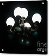 Your Light In The Dark Acrylic Print
