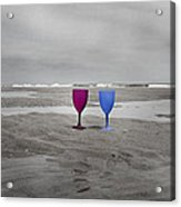 Your Wine Is Waiting Acrylic Print
