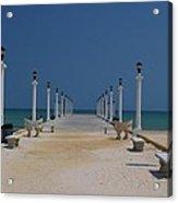 Yukatan Dream Acrylic Print