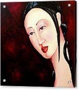 Zen 2010 Acrylic Print by Simona  Mereu