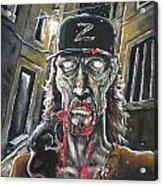 Zombie Tom Acrylic Print