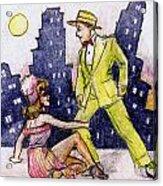 Zoot Suit Acrylic Print