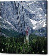 Zugspitze Acrylic Print