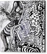 Zulu Dance - South Africa Acrylic Print