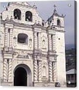 Zunil Church Guatemala Acrylic Print