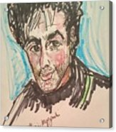 David Copperfield Acrylic Print