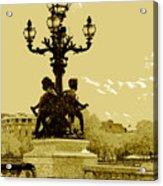 # 10 Paris France Acrylic Print