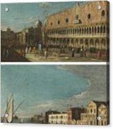 Active Venice Circa  Acrylic Print