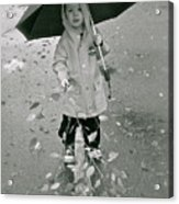 ... Another Rainy Day  Acrylic Print