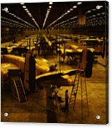 B-25 Bombers Acrylic Print