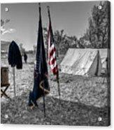 Battle Of Honey Springs V15 Acrylic Print
