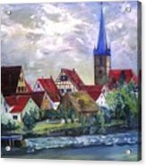 Brucker Kirche Acrylic Print