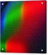 Color Reflection Acrylic Print