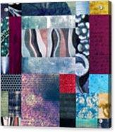 Composition Abstraite Acrylic Print