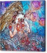Cosmogony Ainu Acrylic Print
