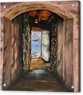 Door Of No Return Acrylic Print