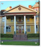 Dr. Phillips' Bed-and-breakfast Guesthouse In Orlando Acrylic Print