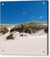 Dunes Of Danmark 2 Acrylic Print
