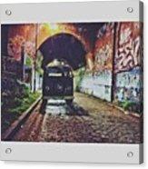 • Enjoy • • #wanderlust #wander Acrylic Print