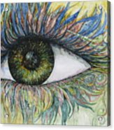 Eye For Details Acrylic Print