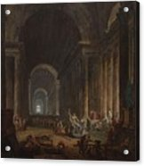 Finding Of The Laocoon Acrylic Print