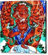 Ganapati  11 Acrylic Print