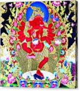 Ganapati 8 Acrylic Print