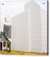 High Museum Of Art - Atlanta - Usa Acrylic Print