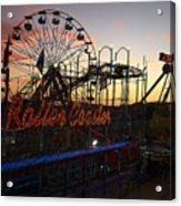 Holiday World 2 Acrylic Print
