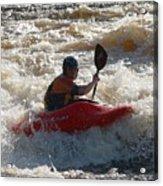 Kayak 3 Acrylic Print