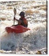 Kayak 4 Acrylic Print