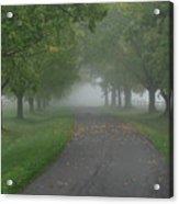 Knox Fog 6038 Acrylic Print