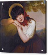 Maria Tollemache Acrylic Print