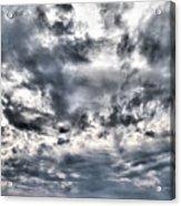 Mental Seaview Acrylic Print