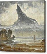 Mount Stetind Acrylic Print